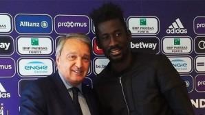 Elazığspor'da forma şansı bulamadı, Anderlecht'e transfer oldu
