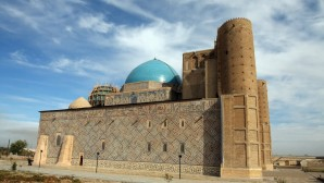 Türkistan, Türk Dünyası Kültür Başkenti ilan edildi