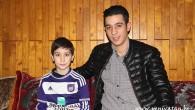 8 yaşındaki Arda Anderlecht'te yıldız gibi parlıyor