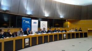 Avrupa Parlamentosu'nda Uygur Türkleri Konuşuldu