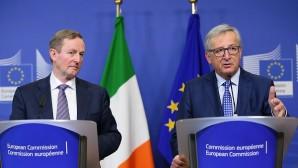 AB, İrlanda ile Kuzey İrlanda arasında sabit sınırlar istemiyor