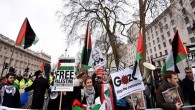 Netanyahu, Londra'da protesto edildi