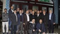Afyonkarahisar Belediye Başkanı Brüksel'de hemşerileri ile kucaklaştı
