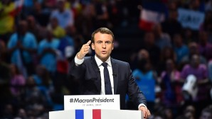 Fransa'da Macron ve Le Pen ipi göğüsledi