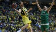 Yunan takımını eleyen Fenerbahçe 3. kez dörtlü finalde
