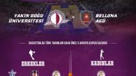 Türk basketbolu, Avrupa'da 6. kupasına kavuşuyor