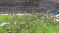 Olympique Lyon-Beşiktaş maçındaki olaylar