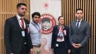 Brüksel Başkonsolosluğu gençlerle birlikte Atatürk'ü andı
