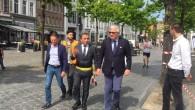 Prens Laurent'dan Türk öğrencinin kampanyasına destek