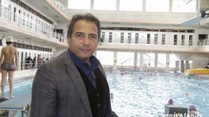 Schaerbeek yüzme havuzu 60. yılını kutladı