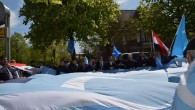Hollanda Türkmenleri, Kerkük Valisini protesto etti