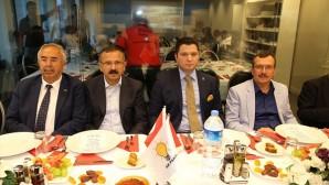 AK Parti Brüksel Temsilciliğinde İftar