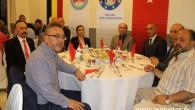 BTF geleneksel iftar yemeğinde buluştu