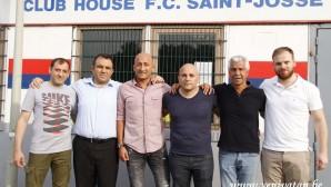 İşadamı Hasan Salar, Saint-Josse futbol kulübüne başkan oldu