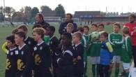Gent'li çocuklara futbol imkanı