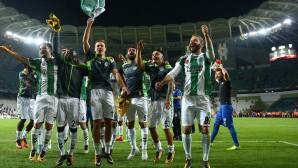 Atiker Konyaspor'un yüzü Avrupa'da güldü
