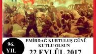 Milli Mücadele'de Emirdağ – 96. Şeref Günü anısına