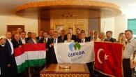 Macaristan'dan İstanbul'a kardeşler geldi