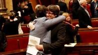 Eski Katalonya lideri Belçika'ya sığındı