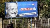 """Macaristan'da """"Soros"""" karşıtı kampanya"""