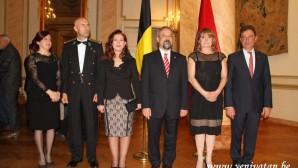 Cumhuriyet Bayramı Brüksel'de kutlandı