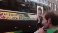 PKK yandaşlarından Anvers'te tehlikeli provokasyon