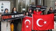 "Almanya'da ""Türkçeme dokunma"" protestosu"