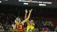 Galatasaray Bayan Basketbol takımı Belçika'da galip
