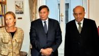 Türk-Macar hukuk ilişkilerini anlatan kitap tanıtıldı