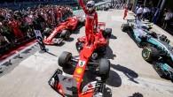Ferrari 9 yıl aradan sonra Belçika'da lider