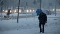 Avrupa'da kötü hava şartları hayatı olumsuz etkiledi