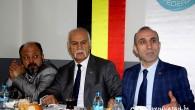Başkan Zararsız BTF'nin çalışmalarını değerlendirdi
