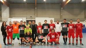 """Schaerbeek Veteranlar Futbol Turnuvasını """"11 Yıldız"""" kazandı"""
