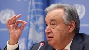 Guterres'ten ABD'nin Suriye planını eleştirdi