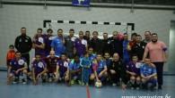 Futsalda Brüksel derbisi AS SNOB Schaerbeek'in