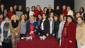 CHP Belçika Birliği'nde kadınların eğitim imkanları irdelendi