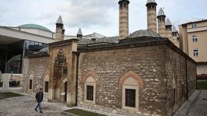 Saraybosna'daki Gazi Hüsrev Bey Medresesi 481 yaşında