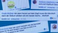 Avusturya'da Türk çiftin bebeği ırkçıların hedefi oldu