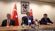 Bakan Çelik, AB temsilcilerine Afrin operasyonlarını anlattı