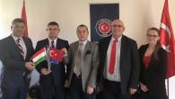 """Macar Başkan: """"AFAD ile memnuniyetle işbirliği yaparız"""""""