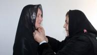 Alman kadın Müslüman oldu