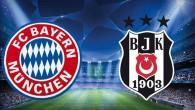 Bayern Münih-Beşiktaş maçının hakemi belli oldu