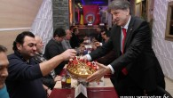 Belçika Türk Spor ve Kültür Federasyonu kulüp başkanlarıyla buluştu