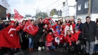 """""""Türk köyü"""" Faymonville'de karnaval coşkusu"""