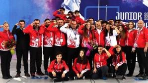 Deniz Selin Ünlüdağ, eskrimde Avrupa şampiyonu oldu