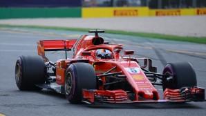 Ferrari, 2018'e iyi başladı
