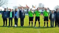 Beringen Türkgücü, FC Anadol karşı ile karşıya geldi