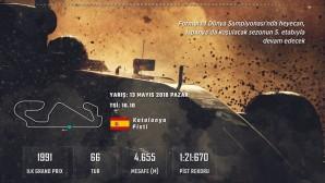 Formula 1'de heyecan İspanya'da sürecek