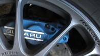 Subaru WRX STI, FALKEN lastikleriyle birinci oldu