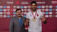 Taha Akgül, 6. kez Avrupa şampiyonu oldu